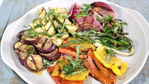 The Chew - Capri-Style Vegetable Salad