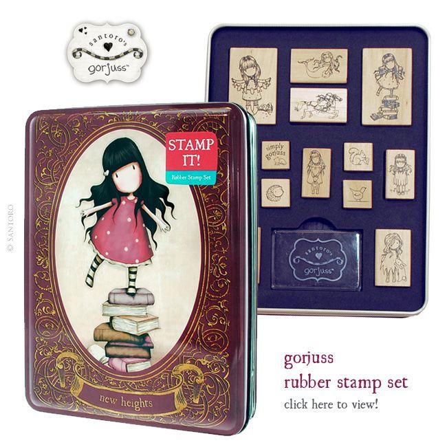 santoro stamp set