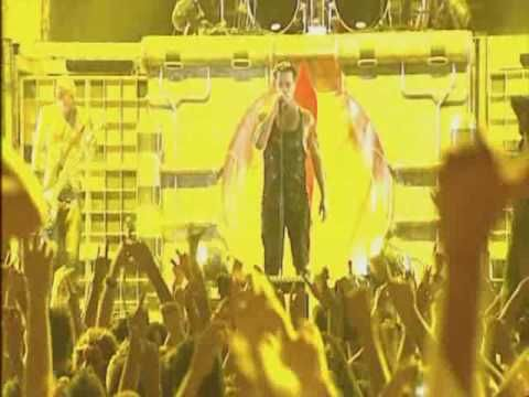 Rammstein - Sonne Live from Volkerball
