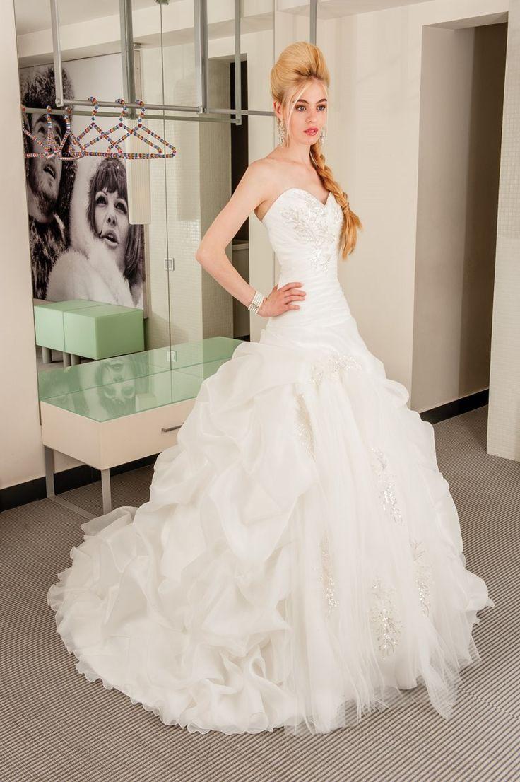 Anita Jakobson, Oklahoma 💟$313.99 from http://www.www.anthrobes.fr   #wedding #oklahoma #weddingdress #bridalgown #anita #mywedding #bridal #jakobson,