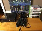 Microsoft Xbox 360 250gb Console With 15 Games