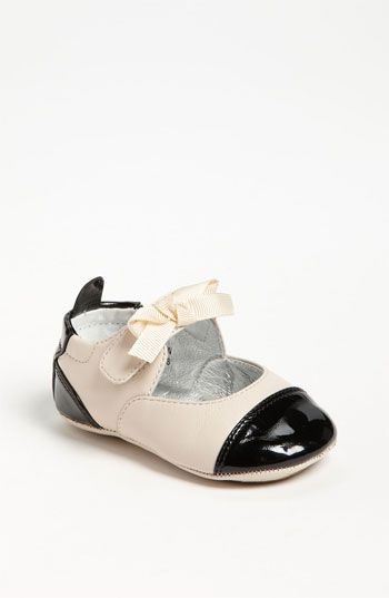 Baby Dear Shoes Black Patent Leather