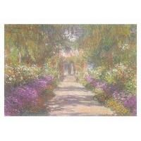 Garden at Giverney By Claude Monet: Category: Art Currency: GBP Price: GBP23.00 Retail Price: 23.00 European Impressionism Green Landscape…
