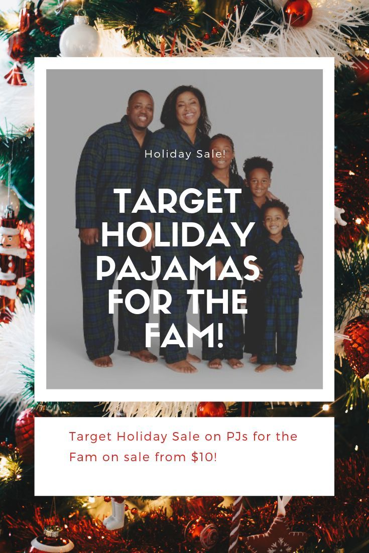 Holiday Sale On Pajamas For The Fam Click The Link To Learn More About Target S Latest Holiday Sale Holiday Sales Christmas Gifts For Adults Gifts For Adults