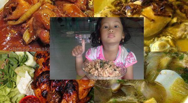 25+ Aneka resep ayam rumahan tradisional sederhana dan enak