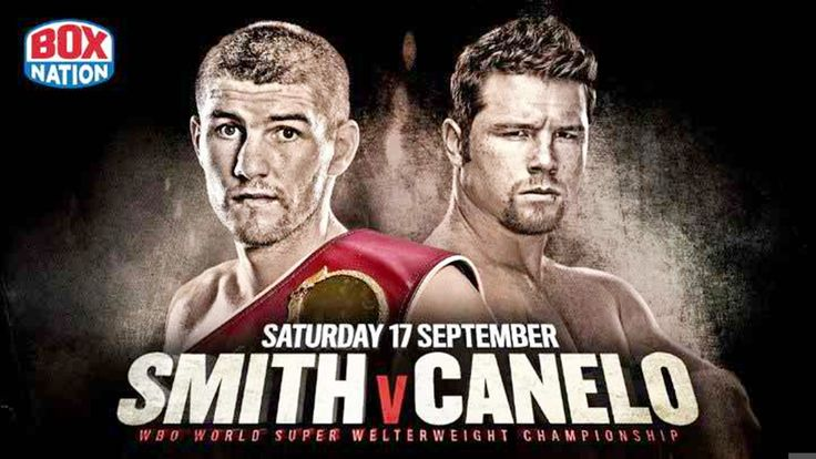 canelo vs smith live stream hbo ppv boxing,How to watch smith vs canelo live online,fight date and starting time hbo ppv order,Canelo Alvarez vs Liam Smith