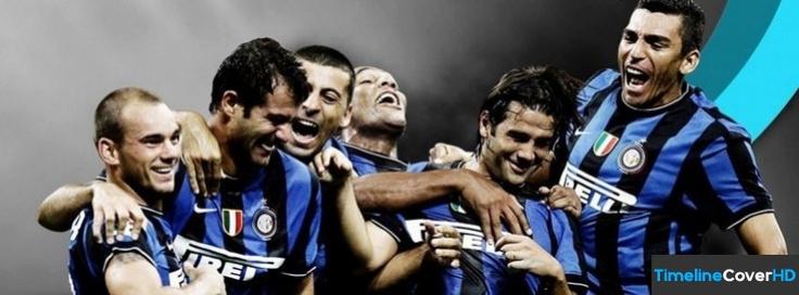 Inter Milan Team Facebook Cover Timeline Banner For Fb Facebook Cover