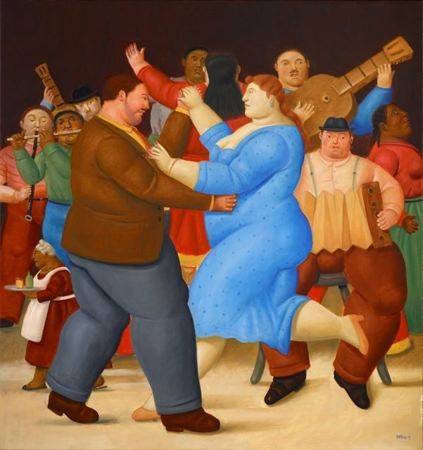 Top 126 best Fernando Botero (Dans & Müzik) images on Pinterest  TV21