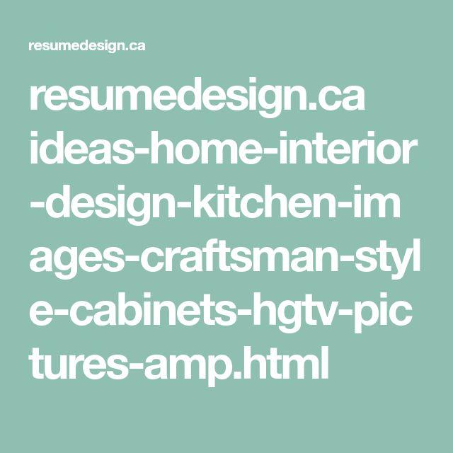 Resumedesign.ca Ideas-home-interior-design-kitchen-images