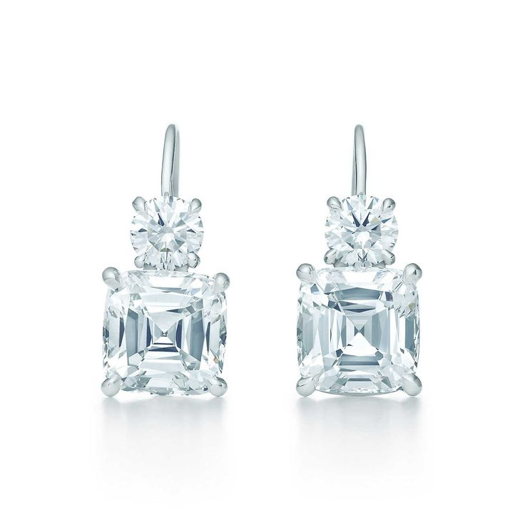 Tiffany Legacy™<br>Diamond Earrings