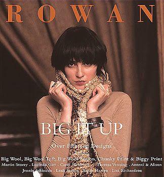 Rowan Big it up - ok