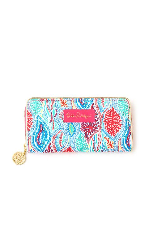 Change It Up Continental Wallet - Lilly Pulitzer