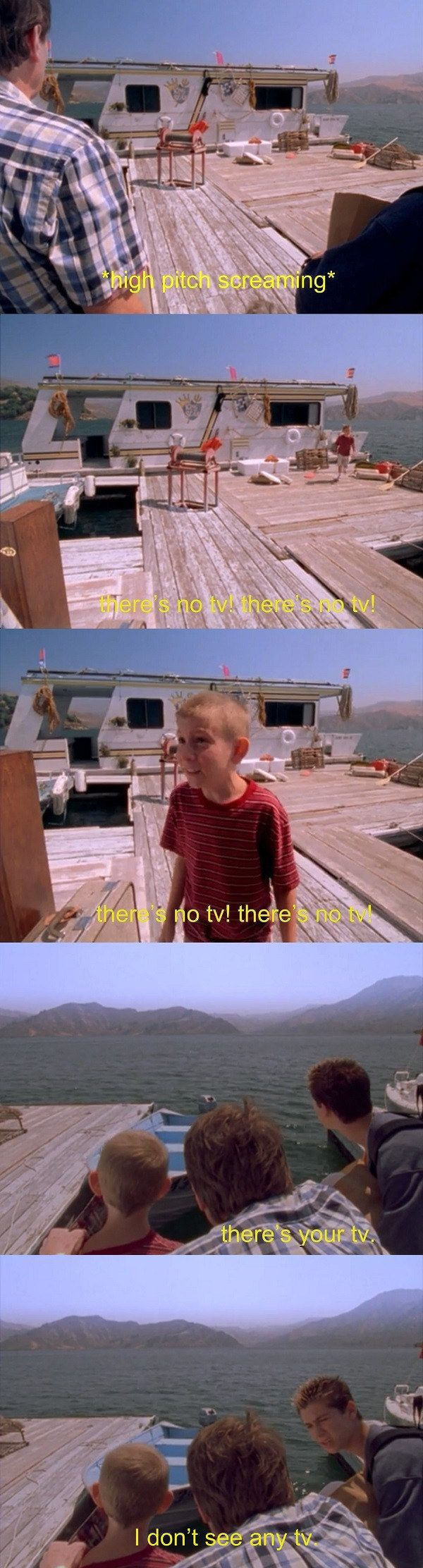 "TV is VERY important. | 46 Essential Life Lessons ""Malcolm In The Middle"" Taught You"