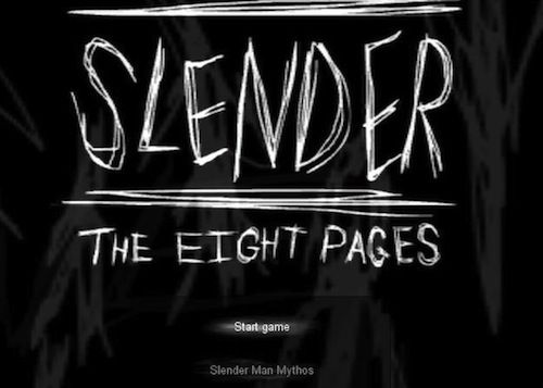 Slender: The Eight Pages (2012)