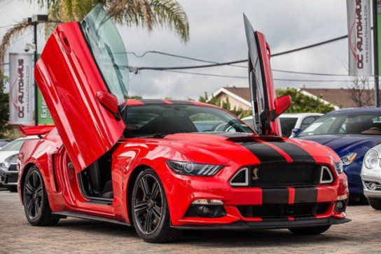 Coupe, 2016 Ford Mustang GT Coupe with 2 Door in Westminster, CA (92843)