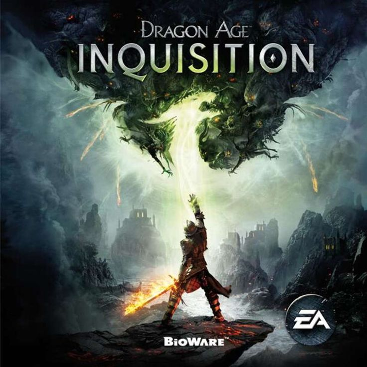 Dragon Age: Inquisition is the third entry in BioWare's epic fantasy role-playing game trilogy. PS3