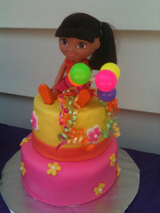 330 best images about Cakes - Dora the Explorer on Pinterest