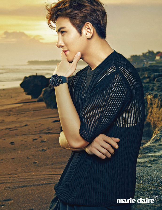 Ji Chang Wook Pursues His Proclivity For Surfing In Bali With Marie Claire Korea | Couch Kimchi