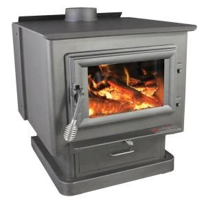 US Stove 3,000 sq. ft. EPA Certified Wood-Burning Stove-3000 at The
