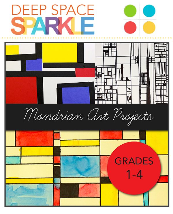 Mondrian Art Projects