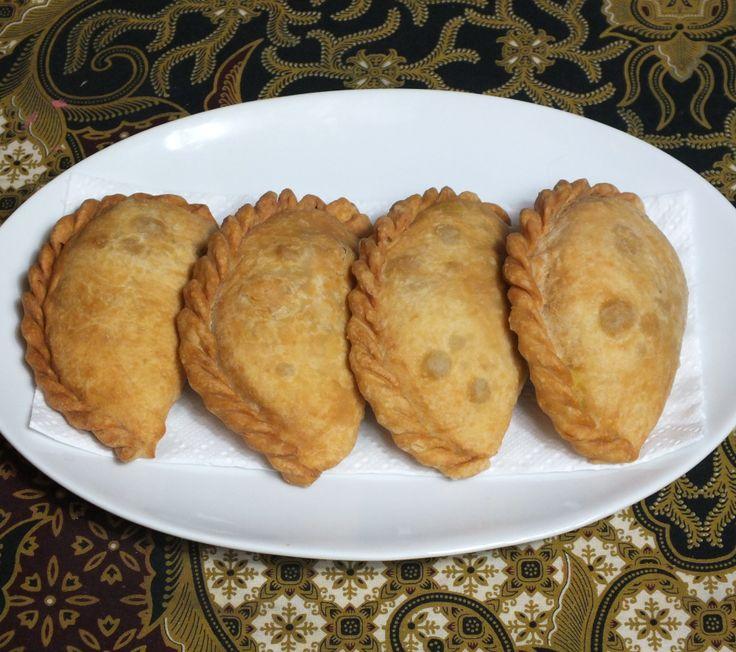 Indische pasteitjes.