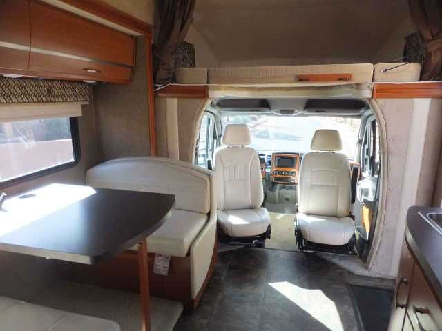 2013 Used Itasca Navion 24J Class C in New Mexico NM.Recreational Vehicle, rv, 2013 Itasca Navion 24J, Like new, very well maintained, easy (fun) to drive, 24.5 ft. diesel class C motor home on a Mercedes-Benz Sprinter chassis. Mercedes-Benz 3.0L 6 cylinder turbo-diesel engine gets up to 18 mpg. 4 wheel ABS. All steel overhang construction with aluminum interlocking walls, floors and ceiling, and one piece fiberglass roof. One slide out with cover, electric patio awning, ladder to roof and…