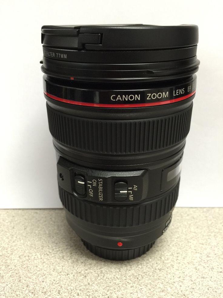 Canon EF 24-105mm f/4 L IS USM Lens (White Box) + SSE Lens Accessory Kit For Canon 6D 5D Mark II 5D Mark III SL1 T5i T5 T4i T3i T3 60D 70D T2i T1i Xsi XS DSLR Cameras