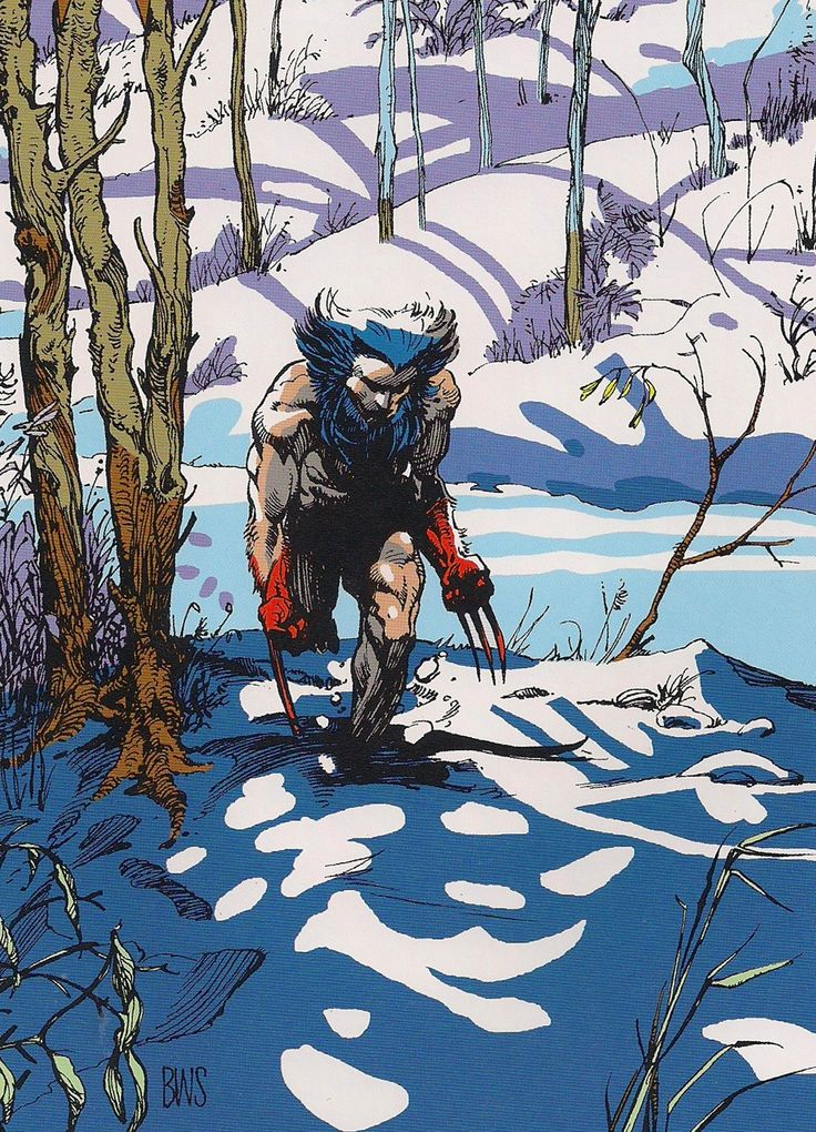 Wolverine by Barry Windsor Smith for more cool stuff, check out: adamantiumclaws.com #weaponx #wolverineweaponx #barrywindsorsmithart #barrywindsorsmith #barrysmith