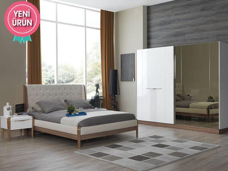 Sönmez Home | Modern Yatak Odası Takımları | Cream Yatak Odası   #EnGüzelAnlara #Yatak #Odası #Sönmez #Home #YeniSezon #YatakOdası #Home #HomeDesign #Design #Decoration #Ev #Evlilik #Wedding #Çeyiz #Konfor #Rahat #Renk #Salon #Mobilya #Çeyiz #Kumaş #Stil #Tasarım #Furniture #Tarz #Dekorasyon #Modern #Furniture #Mobilya #Yatak #Odası #Gardrop #Şifonyer #Makyaj #Masası #Karyola #Ayna