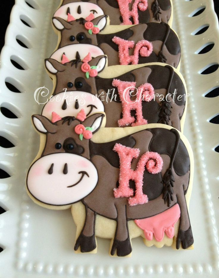 Cow Cookie 1074470_558307514215330_1205086423_o.jpg 1,615×2,048 pixels