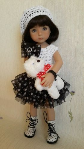 Outfit-for-doll-13-Dianna-Effner-Little-Darling-hand-made