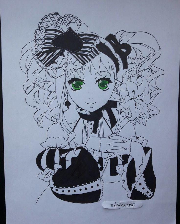 Elizabeth from Kuroshitsuji