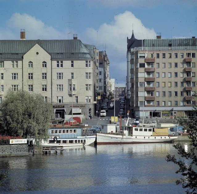 In Tampere | Ratinan suvannon maisemia. #Tampere #Ratina #Koskikeskus