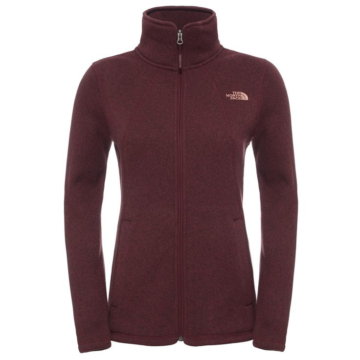 XXL - The North Face - Crescent Sunset fleecejakke