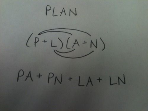 your plan has been foiled. mwahaha.