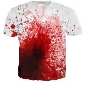 KREW Koszulka Tshirt Full Print