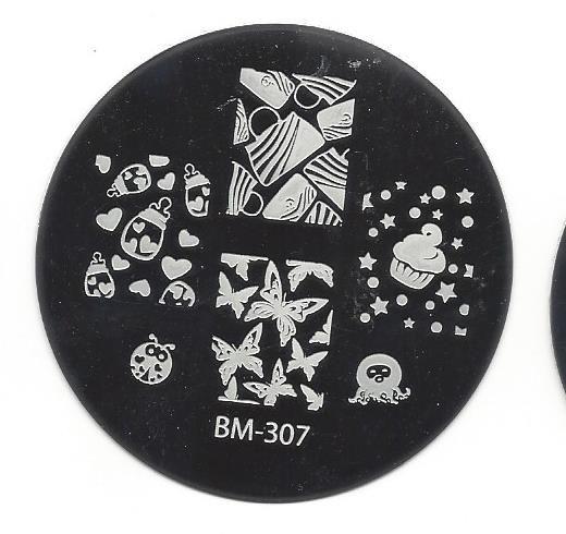 BM307 No film ~ perfect condition