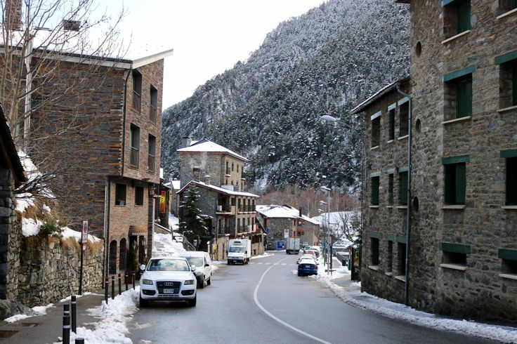 Imagenes de paises pequeños Andorra