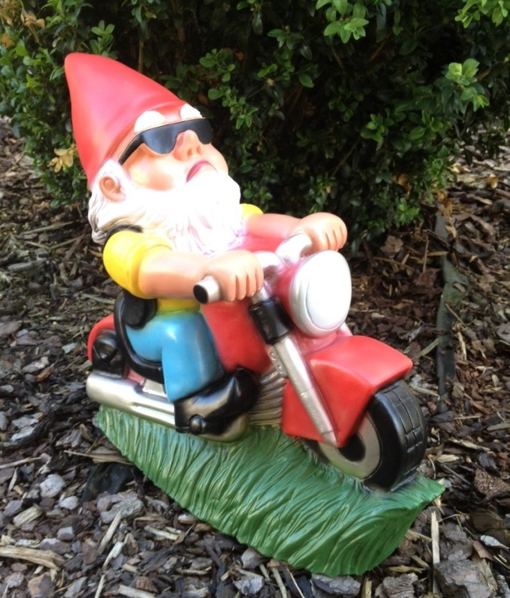 Gnome Garden: 17 Best Images About My Garden Gnomes On Pinterest