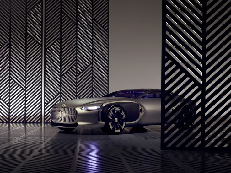 #CoupéC #ConceptCar - Groupe #Renault 's industrial #design team is celebrating the 50th anniversary of the disappearance of #LeCorbusier (1965-2015) by designing and creating a project for a 21st century car inspired by the architect's modernist principles and theories (c) Renault Design