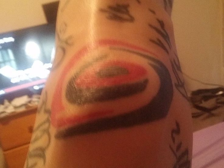 Buccigross Tattoo
