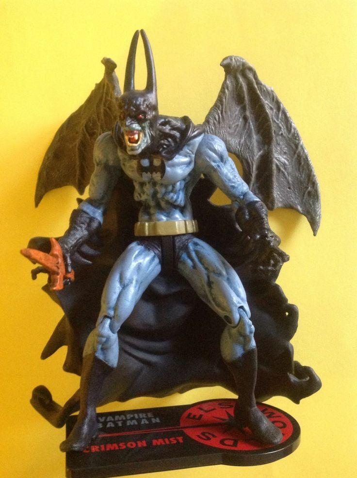 Action Figure Batman Vampire 6 inch. | Vampires ...