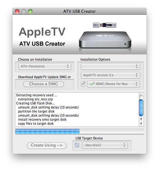 How-to: run new media center software on your original Apple TV
