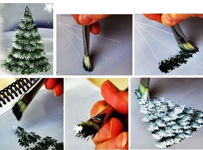 MENTŐÖTLET - kreáció, újrahasznosítás: fenyőfa
