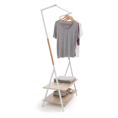 Scandi Garment Rack 1.6cm (H) x 80cm (W) x 40cm (D)  $49