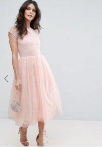kontomaniko forema ginaikeio style cute midi dresses pink