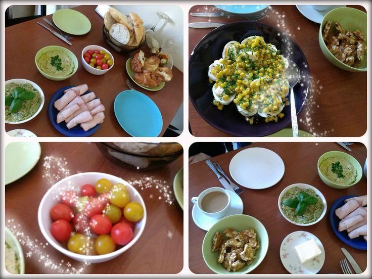 Nasze magiczne śniadanie:)