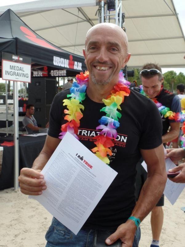Dttri Triathlon Brescia - WTC Ironman Maiorca 2015