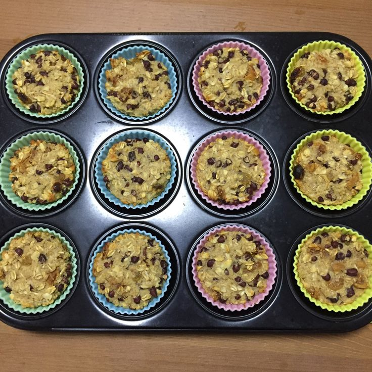 Low Sugar Flourless Quinoa Muffins