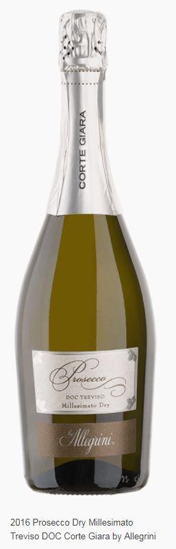 Prosecco Dry Millesimato- Treviso DOC Corte Giara by Allegrini Mövenpick Wein